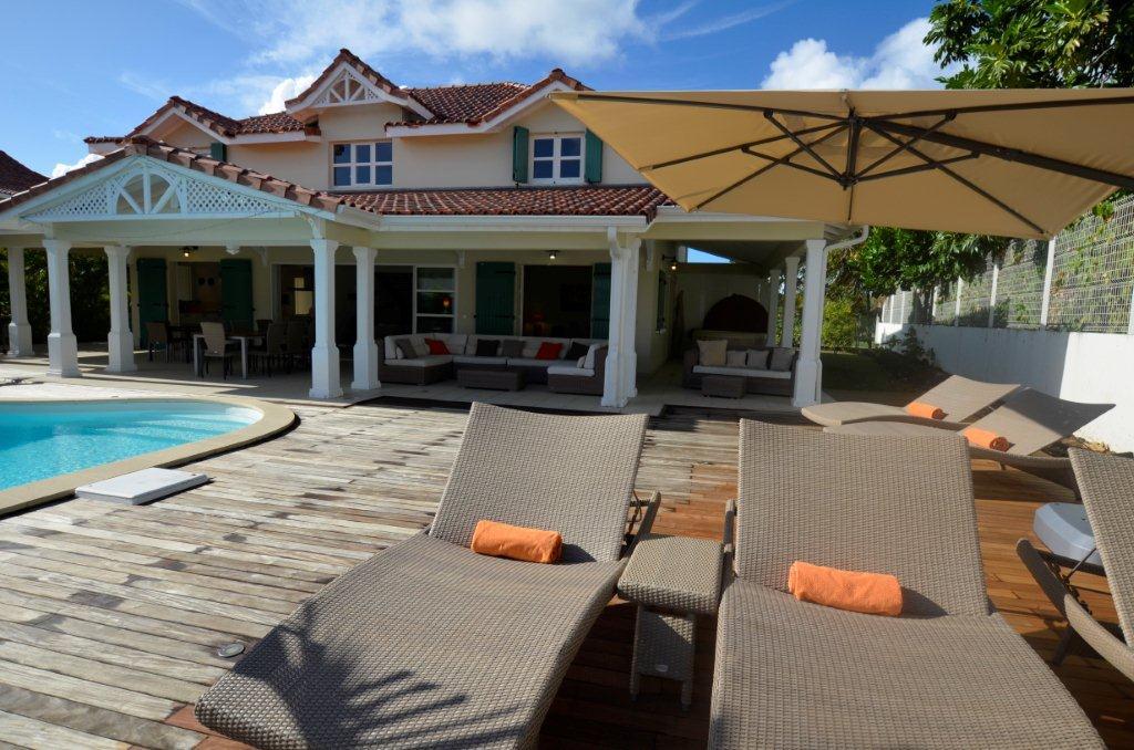 Villa Carib Guadeloupe en front de mer