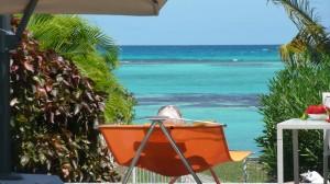 Villa Boubou Luxe Guadeloupe bord lagon